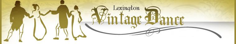 Welcome to Lexington Vintage Dance